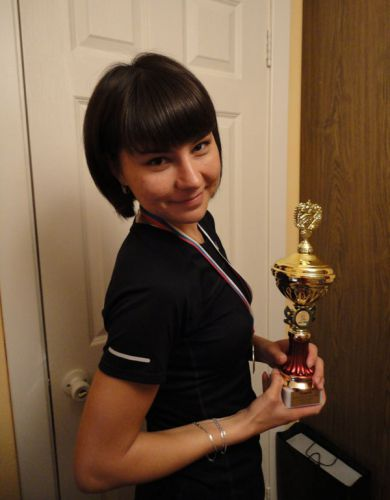 Александра Каланова
